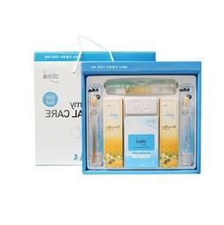 4 x Atomy Oral Care Gift Toothbrush Toothpaste Interdental B