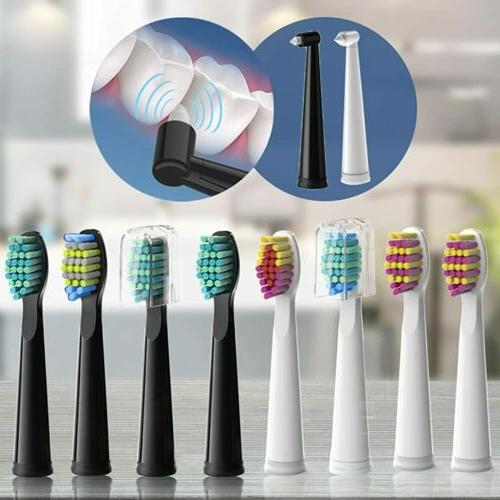 Sboly Electric Toothbrush 5 Inter-Dental Brush Rechargeable