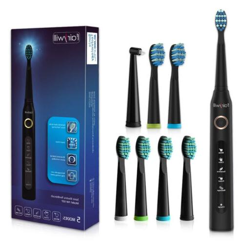 sonic electric toothbrushes usb rechargeable oral care
