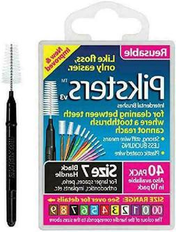 Piksters Interdental Brushes )