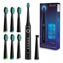 Fairywill Electric Sonic Toothbrush 5 Optional Modes Inter-D